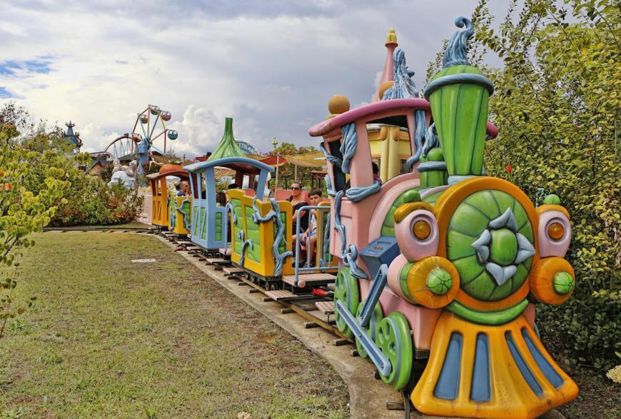 Treno Magico_Rainbow MagicLand