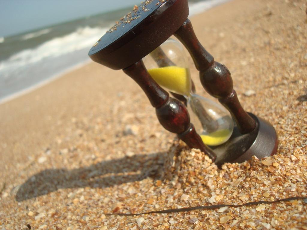 clessidra spiaggia