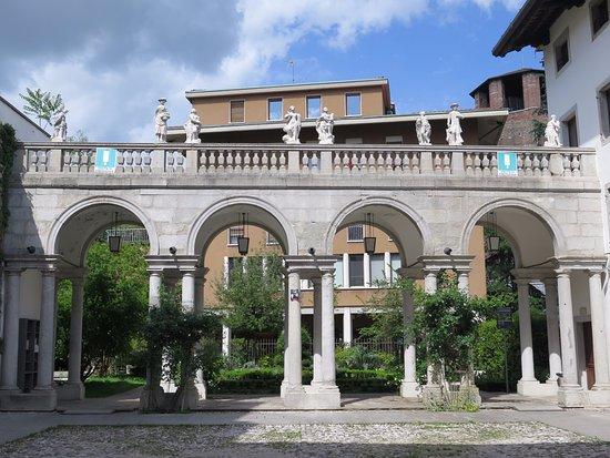 FOTO Gallerie palazzo Morpurgo