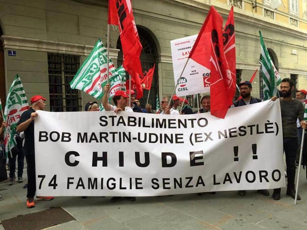 FOTO ENCIA dipendenti bob martin a Trieste-2
