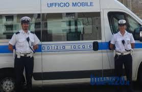 POLIZIA LOCALE UDINE FOTO